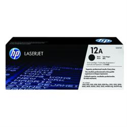 HP 12A-Q2612A Black Toner Cartridge